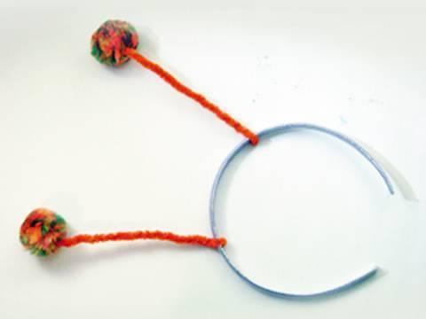 Antenas de vinil del chapulin
