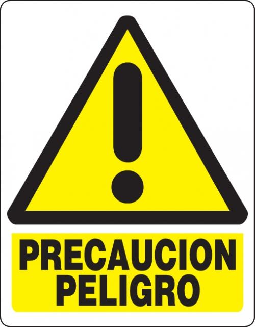 Precaucion Peligro