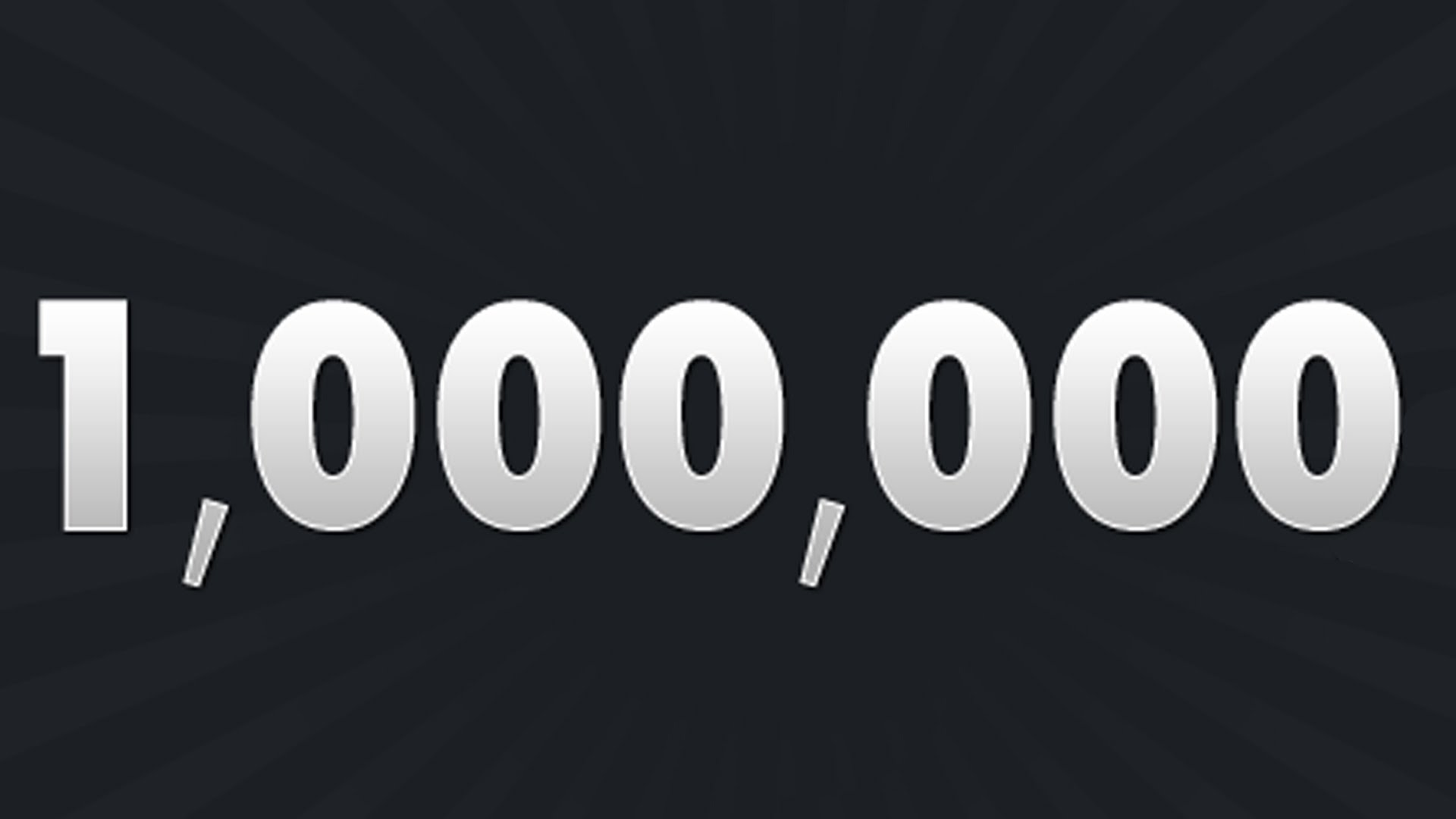 1 million 1