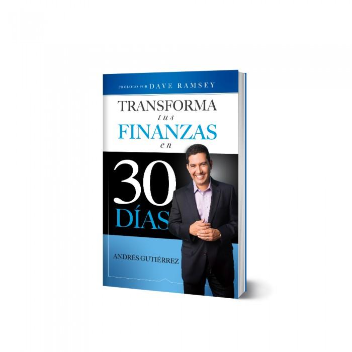 libro transforma tus finanzas en 30 dias