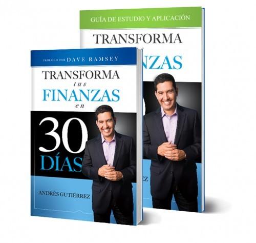 libro guia transforma finanzas 30 dias andres gutierrez machete