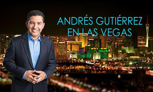 Andres Las Vegas 30 dias